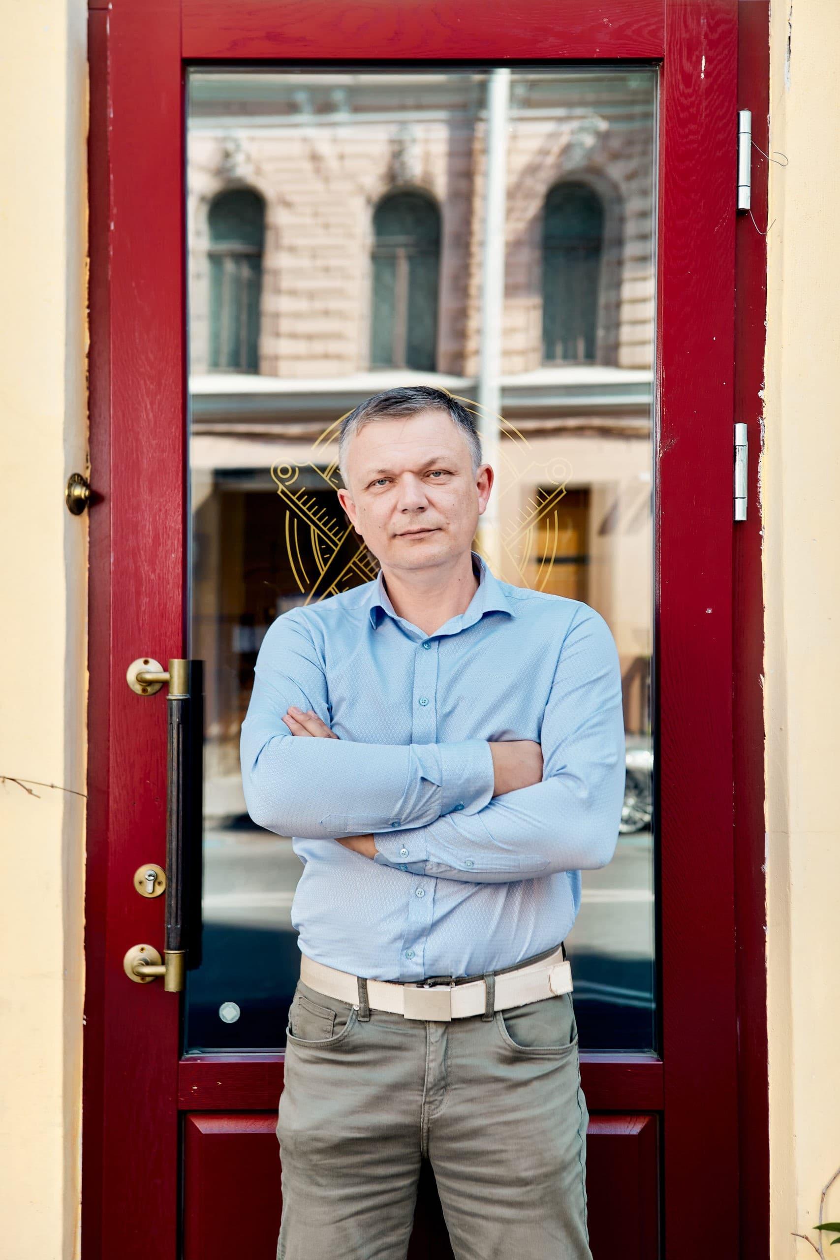 Игорь Жестков